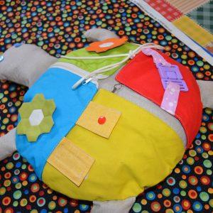 Korytnačka – edukačná hračka