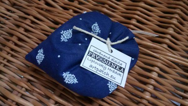 modrotlač - vrecko s levanduľou