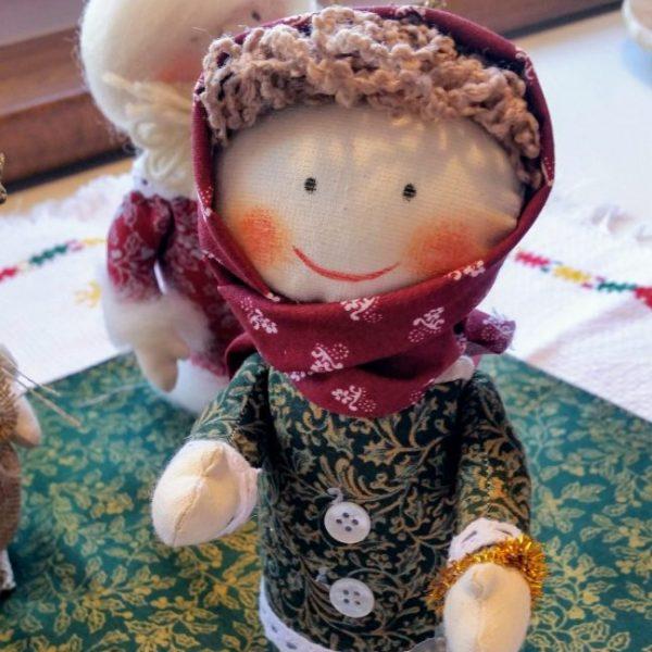 vianočná bábika