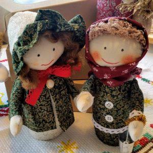 vianočná postavička