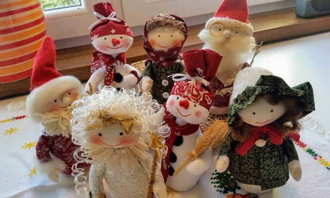 Vianočné postavičky