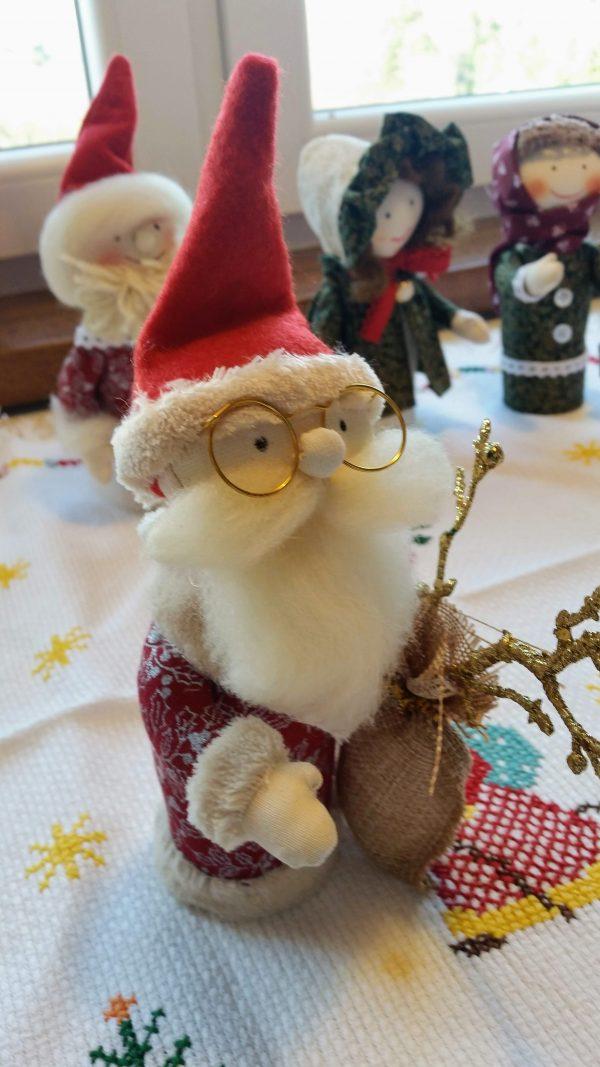 mikuláš dekorácia vianočná
