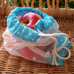 vrecka na ovocie a zeleninu