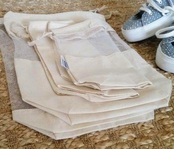 Textilné vrecká a obaly