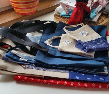 Reklamné tašky z textilu
